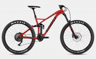 Ghost FR AMR 4.7 AL U RED / BLK